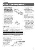Sony ICD-MX20 - ICD-MX20 Mode d'emploi Français - Page 3