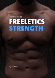 Freeletics Strength