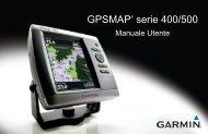 Garmin GPSMAP 440s - Manuale Utente
