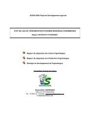 RAPPORT DIAGNOSTIC FAGNIMBOGNA 2011 Final.pdf - Inter Aide