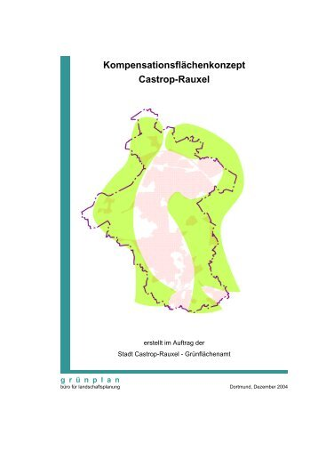 grünplan - Stadt Castrop-Rauxel