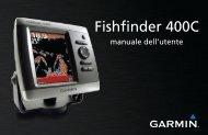 Garmin FF400C,DF Xdcr - Manuale dell'utente