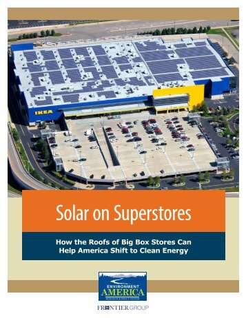 Solar on Superstores
