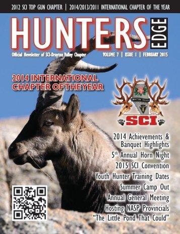 2. Feb 2015 Newsletter
