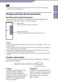 Sony ICD-UX523 - ICD-UX523 Consignes d'utilisation Portugais - Page 4