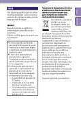 Sony ICD-UX523 - ICD-UX523 Consignes d'utilisation Portugais - Page 5