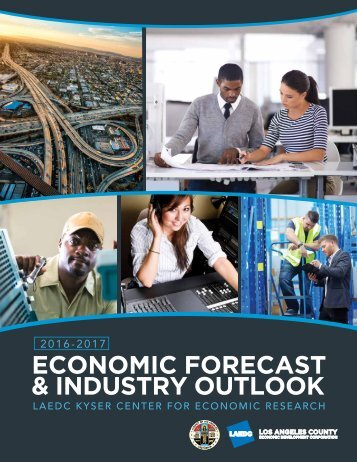 ECONOMIC FORECAST & INDUSTRY OUTLOOK