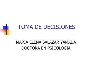 TOMA_DECISIONES