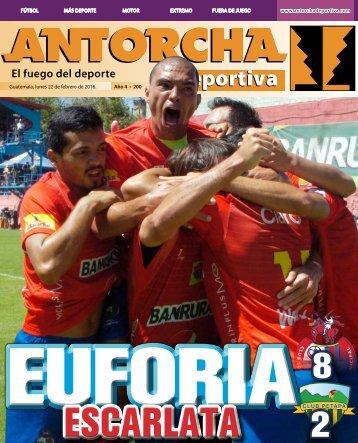 Antorcha Deportiva 200