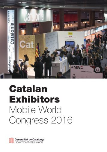 Exhibitors Mobile World Congress 2016