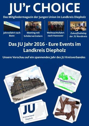 JU'r Choice Diepholz 012016
