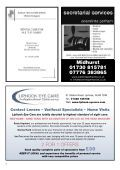 Liphook Community Magazine - Spring 2015 - Page 4
