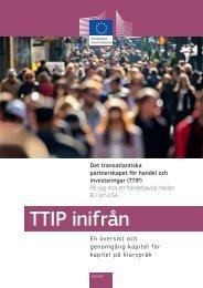 TTIP inifrån