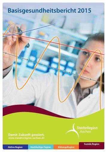 Basisgesundheitsbericht 2015