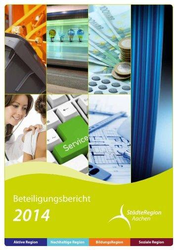 Beteiligungsbericht 2014