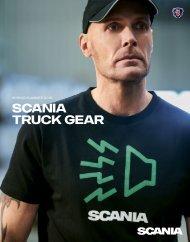 Scania Truck Gear