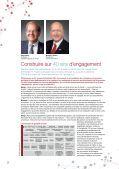 CONSTRUIRE SUR 40 ANS D'ENGAGEMENT - Page 4