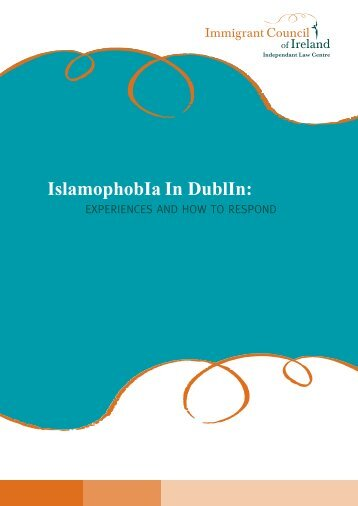 Islamophobia in Dublin