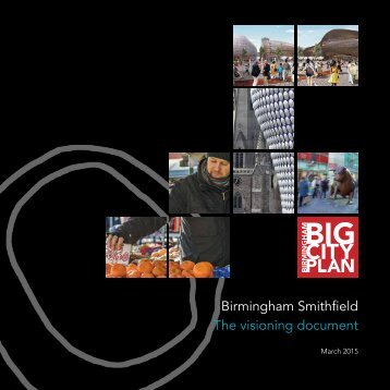 Birmingham Smithfield The visioning document