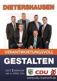 Kandidatenblatt Dietershausen