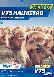 V75 HALMSTAD