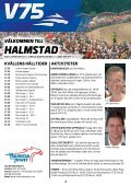 V75 HALMSTAD - Page 4