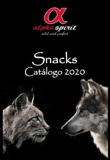 Alpha Spirit Snacks