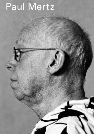 Bekijk Cahier op groot formaat - Paul Mertz