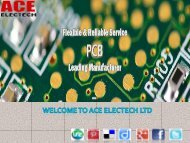 Best flexible PCB Manufacture & Supplier in China