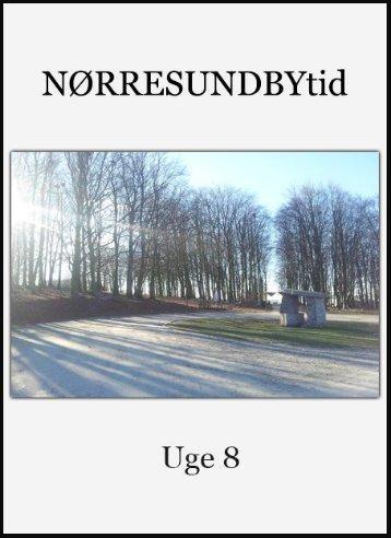 NØRRESUNDBYtid - Uge 8
