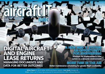 DIGITAL AIRCRAFT AND ENGINE LEASE RETURNS