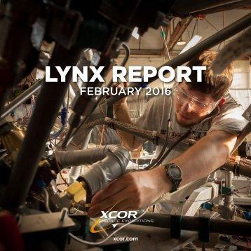 LYNX REPORT