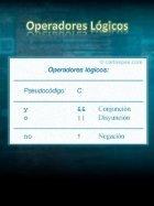 Operadores y tipos de variables - Page 4