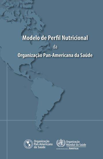 Modelo de Perfil Nutricional