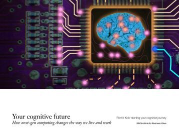 Your cognitive future