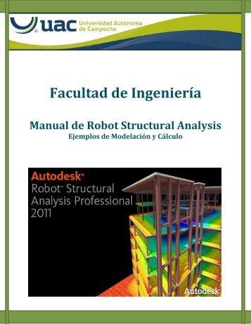 Manual de Robot Structural Analysis
