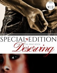 SPECIAL EDITION: The Official Brag Book of Deserving