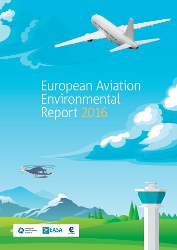 European Aviation Environmental Report 2016