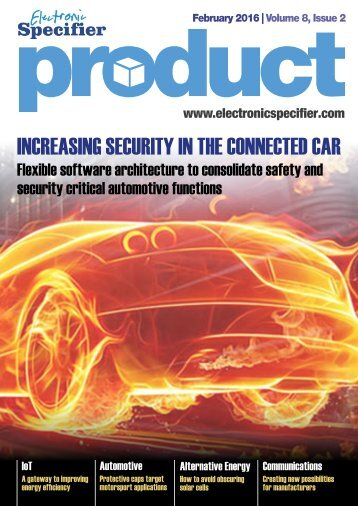 INCREASING SECURITY IN THE CONNECTED CAR