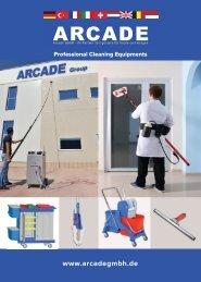 ARCADE katalog
