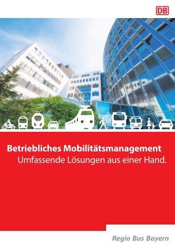Betriebliches Mobilitätsmanagement