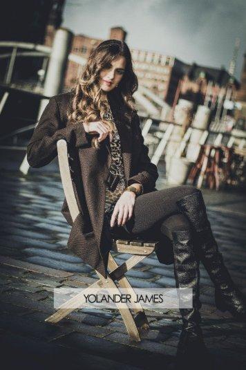 LOOKBOOK Yolander James