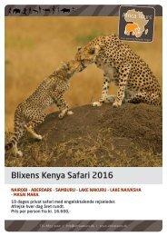 Blixens Kenya Safari_2016.