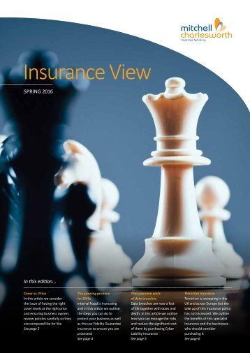 Insurance View