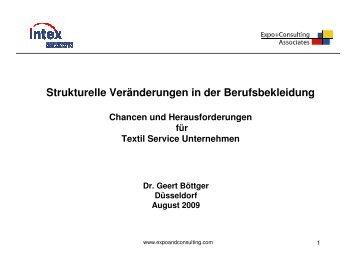 Muster Rahmenvertrag Für Textil Service Und Konfektionäre Intex Ev