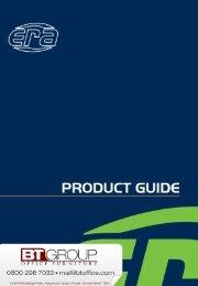 BT Office Furniture - Era Screens Product Guide