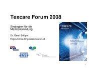 Betriebliche Wettbewerbsstrategien - EXPO + CONSULTING