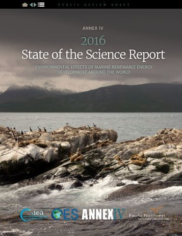2016 State of the Science Report