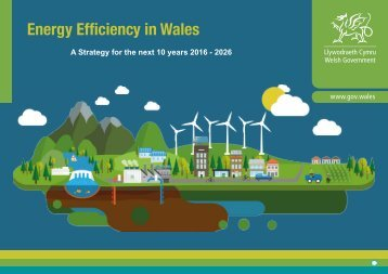 Energy Efficiency in Wales