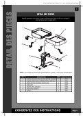 Plateau pour piscine tubulaire - Intex - Page 4